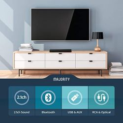 SOUNDBAR SMART TV DIGITALE HQ BLUETOOTH + INGRESSO OTTICO DIGITALE + USB optical