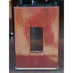 """(usato) BOX VUOTO 12"""" (31 CM) CASSA ACUSTICA NOCE-GRIGIO"""