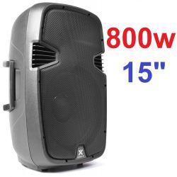 CASSA AMPLIFICATA 800W WOOFER 38 CM 15 POLLICI art 178030