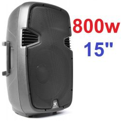 CASSA AMPLIFICATA 800W WOOFER 38 CM 15 POLLICI art 178030 - 1