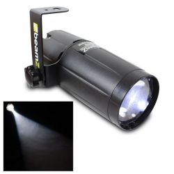 Proiettore/riflettore LUCE STRETTA par PIN-SPOT a LED 6W LUCE BIANCA ART.151263 - 1