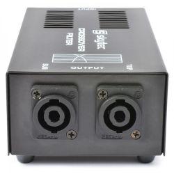 FILTRO CROSSOVER PASSIVO ESTERNO 1000W SUBWOOFER CASSA tagli di frequenza - 3