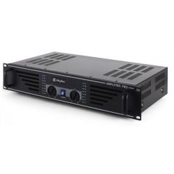 AMPLIFICATORE PROFESSIONALE VENTILATO 960W stereo BLACK SERIES art 172032