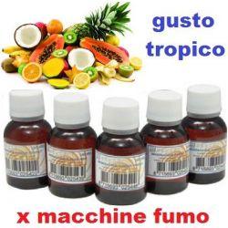 PROFUMO ESSENZA FRAGRANZA GUSTO TROPICO X MACCHINE FUMO art. 160653 - 1