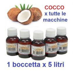PROFUMO ESSENZA FRAGRANZA GUSTO COCCO X MACCHINE FUMO art. 160650 - 1