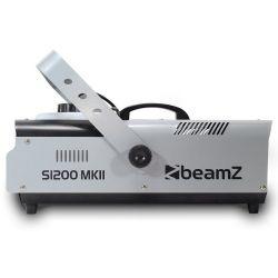 MACCHINA FUMO wireless 1200 WATT VERSIONE PROFESSIONALE CON TELECOMANDO ART 160491 - 3