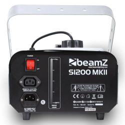 MACCHINA FUMO wireless 1200 WATT VERSIONE PROFESSIONALE CON TELECOMANDO ART 160491 - 4