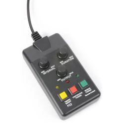 MACCHINA FUMO wireless 1200 WATT VERSIONE PROFESSIONALE CON TELECOMANDO ART 160491 - 5
