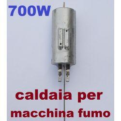 CALDAIA VAPORIZZATORE RISCALDATORE HEATER 700w x macchine fumo - 1