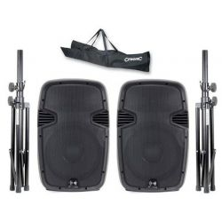 SET AUDIO AMPLIFICATO 400W