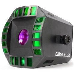 "effetto LED-DMX multicolore ""CUBE4"" art 153701 - 1"
