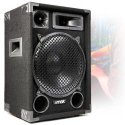 """CASSA ACUSTICA PASSIVA 3 VIE MONITOR DJ SPIA DEEJAY 700W 12"""" - 1"""