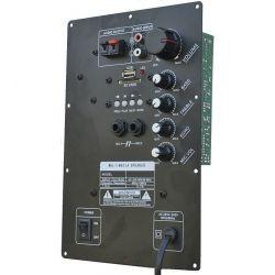MODULO AMPLIFICATORE PANNELLO 400W RICAMBIO CASSE ACUSTICHE CON BLUETOOTH USB-SD-ECHO