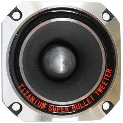 SUPER TWEETER TITANIO 160W MAX COMPRESSIONE 104dB ACUTO DRIVER RICAMBIO CASSE