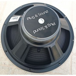 "WOOFER PROFESSIONALE AUTO CASSE 4 ohm 300W 25,5cm 10"" 255 MM"