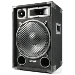 """CASSA ACUSTICA PASSIVA 3 VIE MONITOR DJ SPIA DEEJAY 700W 12"""""""