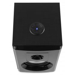 CASSE AMPLIFICATE BLUETOOTH ATTIVE HIFI MONITOR STUDIO SCAFFALE LIBRERIA USB - 8