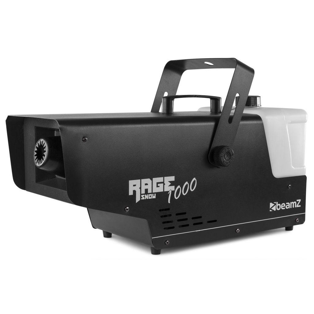 MACCHINA NEVE WIRELESS SCHIUMA SNOW 1000W con 2 telecomandi EFFETTO ATMOSFERICO - 1