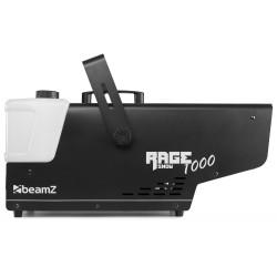 MACCHINA NEVE WIRELESS SCHIUMA SNOW 1000W con 2 telecomandi EFFETTO ATMOSFERICO - 3
