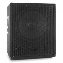SUBWOOFER PA AMPLIFICATO ATTIVO DJ DEEJAY 600W | CON 2 USCITE ATTIVE - 1