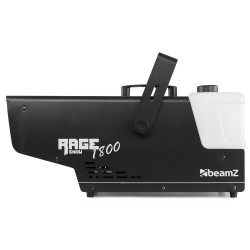 MACCHINA NEVE SCHIUMA WIRELESS SNOW 1800W DMX TELECOMANDO EFFETTO ATMOSFERICO - 6