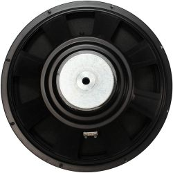 "WOOFER PROFESSIONALE 800W DIAMETRO 15"" 38 CM 8 OHM ALTOPARLANTE CONO 380MM"