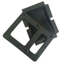 MANIGLIA LATERALE PVC 21x16,5 cm. X CASSE ACUSTICHE SUBWOOFER FLIGHTCASE
