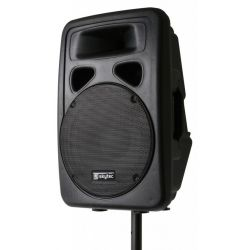 "CASSA ATTIVA AMPLIFICATA DJ SPIA 400W WOOFER 26 CM (10"") full range - 1"