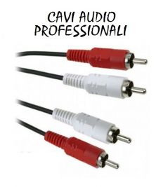 Cavi audio professionali