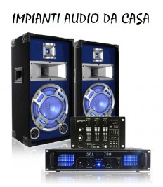 Set audio amatoriali