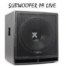 SUBWOOFER PA